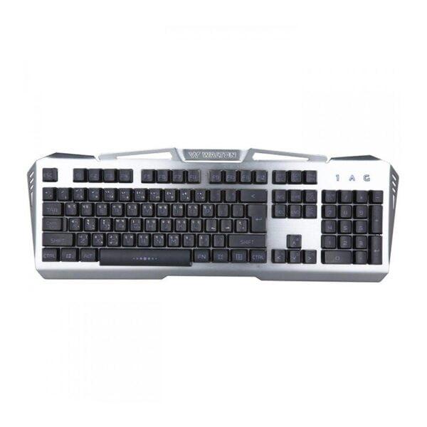 Walton WKG009WB (High Precision) Backlit Gaming Keyboard with Bangla