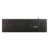 Walton WKS005WN Wired Professional Keyboard with Bangla