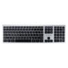 Walton WKS009RN Professional Wireless Metal Keyboard with Bangla