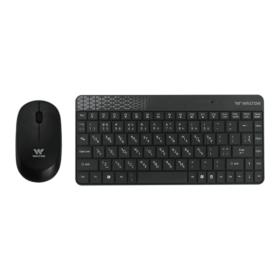 Walton WSMKC002RN Wireless Keyboard-Mouse Combo