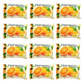 Harmony Natural Fruity Soap with Orange Extract (60g)