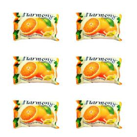 HARMONY NATURAL FRUITY SOAP WITH ORANGE EXTRACT
